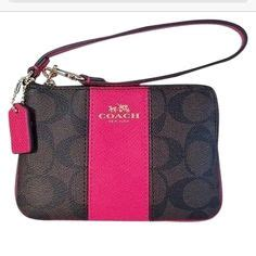 Tambahan Paperbags Coach Original price pink blush coach wristlet hp nwt coach wristlet shipping packaging and leather