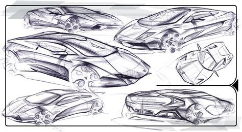 Lamborghini Sketch Lamborghini By Nicolas Echeverri At Coroflot