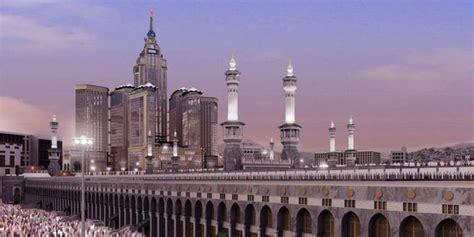 abraj al bait bangunan megah disamping kabah merdekacom