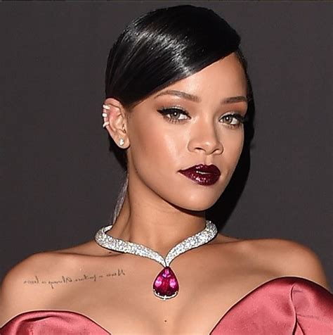 jewelry news rihanna shines bright like a at the