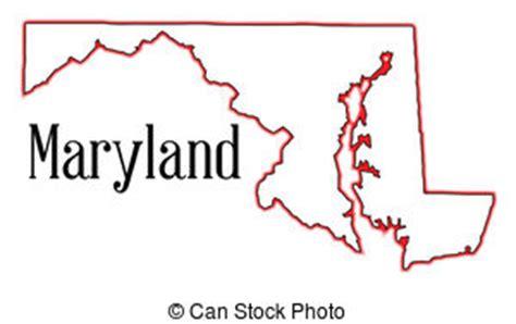 maryland map clipart maryland stock illustration images 1 294 maryland