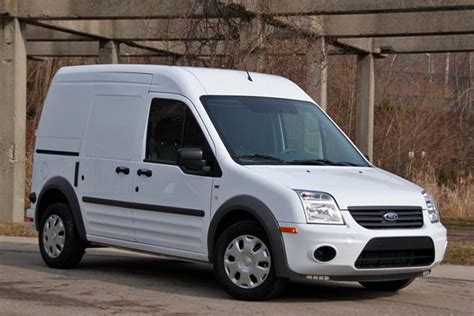 problems with ford transit vans recall roundup ford transit connect vans