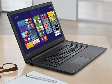 toshiba neue business notebook serie satellite pro