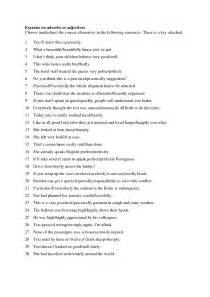 11 best images of adverb clauses worksheets adverbs and
