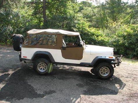 Jeep Cj8 Soft Top Buy Used Cj8 Scrambler 1981 W 1954 Willis Front Grille