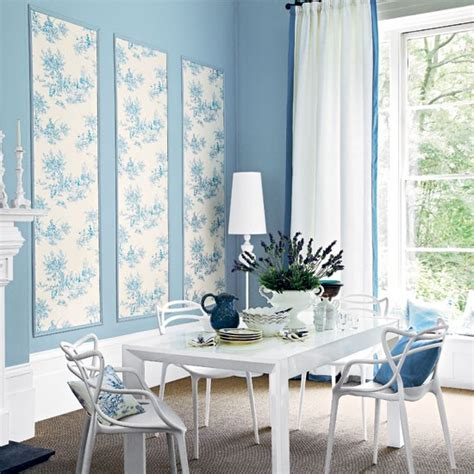 Blue And White Dining Room by Blue And White Dining Room Room Envy