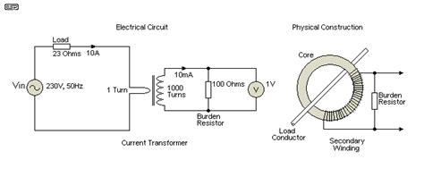 transformer current limiting resistor drawing current sensing transformers accurately electrical engineering stack exchange