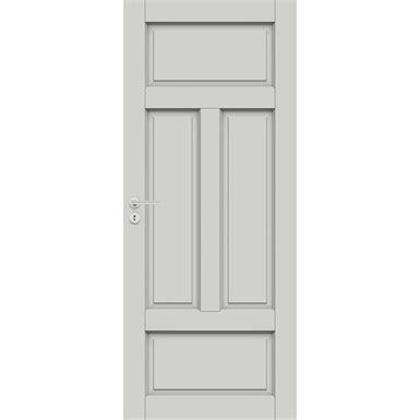29 3 4 Interior Door Interior Door Craft 124 Single Jeld Wen Northern Europe Objets Bim Gratuits Pour Archicad