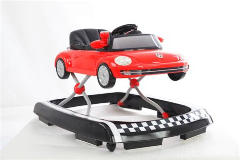 babies   vw beetle walker baby safety zone powered  jpma