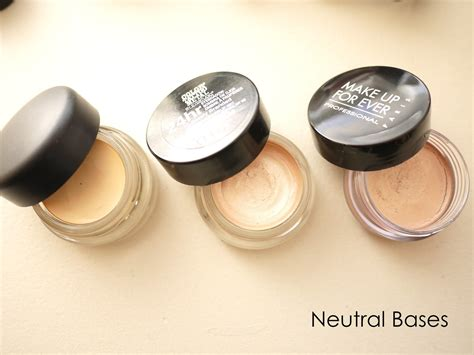 Eyeshadow Base makeup forever wear eyelid primer mugeek vidalondon
