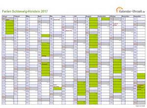 Kalender 2018 Schleswig Holstein Ferien Schleswig Holstein 2017 Ferienkalender Zum Ausdrucken