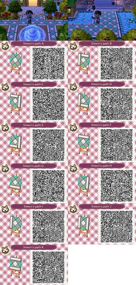 new leaf pattern maker animal crossing new leaf qr code paths pattern photo
