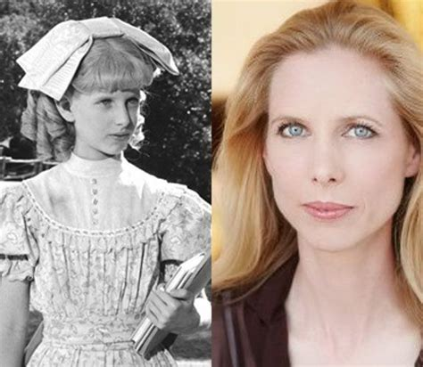 nellie oleson little house on the prairie allison balson played nancy oleson on little house on the prairie then and now