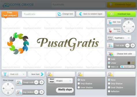 membuat nama brand logotype creator cara membuat logo online dengan mudah
