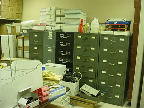 Records Office P4 Tax Office Active Records Stored In Annex Upshur County