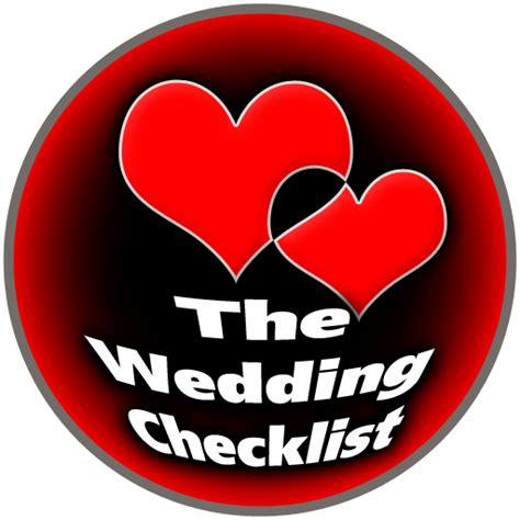 Wedding Checklist App Android by The Wedding Checklist Appstore For Android
