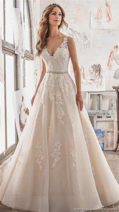 Romantische Brautkleider by Romantische Brautkleider 2018 Besten Hochzeit