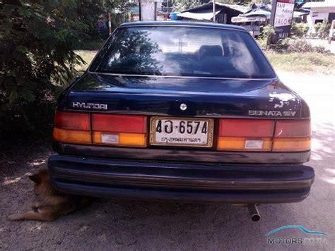 hyundai th hyundai sonata 1993 motors co th