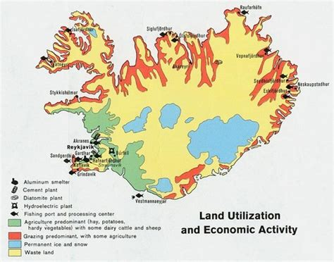 5 themes of geography iceland geography environment exploring iceland