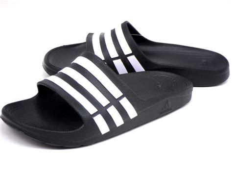 Sandal Adidas Kyaso Black Original Bnib mickeyshoes rakuten global market light not comfortable sandals duramo slide adidas デュラモ