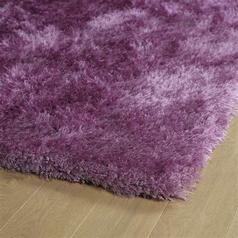 Lilac Area Rugs by Kaleen Rugs Posh Shag Psh01 90 Lilac Area Rug Carpetmart