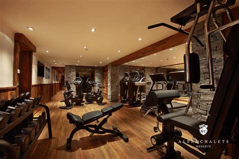 fitnessraum privat extravagantes premium chalet in val d is 232 re h 252 ttenurlaub