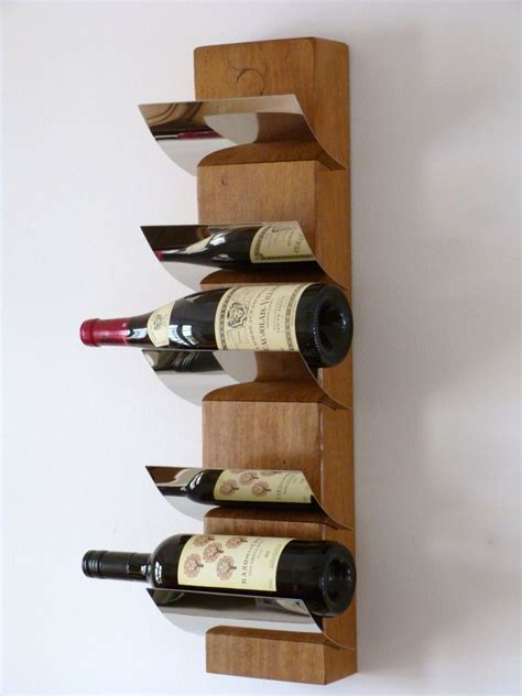 wall mount wood wine rack upcycled recycled quot wooden wine racks quot wood reincarnation