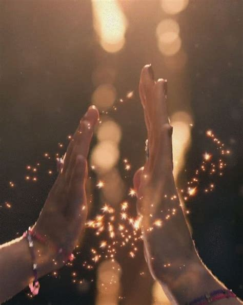 one light healing touch trust this not knowing it s the that lets the light