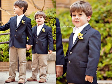 Wedding Attire Ring Bearers by What Are The Children Boys In Your Wedding Wearing