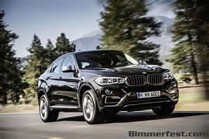 the all new bmw x6 official details and pictures bmw