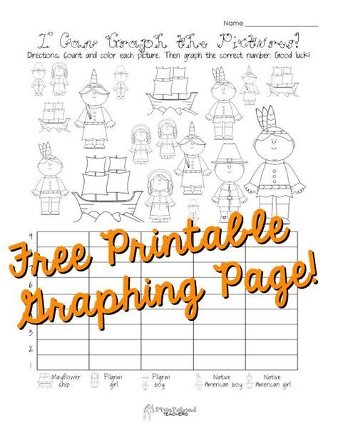 free printable thanksgiving graphs free thanksgiving graphing worksheet kindergarten first