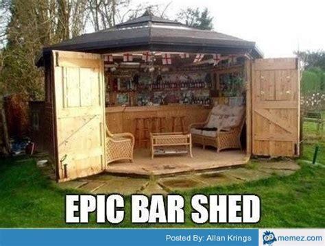 Epic Bar Shed Plans epic bar shed plans sheds how