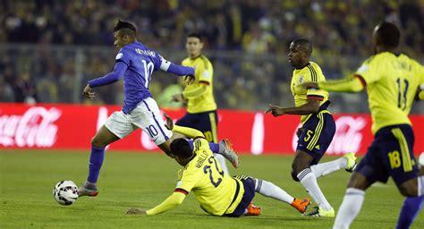 jugar 225 n brasil y colombia amistoso por chapecoense