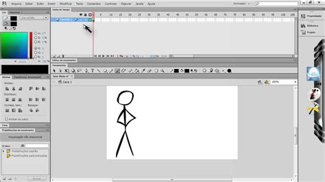 tutorial flash professional cs6 tutorial como criar uma anima 231 227 o simples no adobe flash