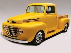 1950 ford f1 custom truck classic trucks truckin magazine