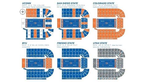 boise state colors day guide fresno state vs boise state ktvb