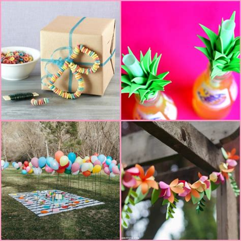 decorazioni tavola compleanno decorazioni originali per il compleanno feste e compleanni