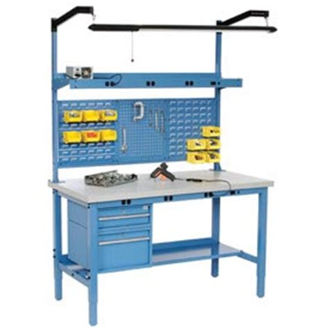 electrical work benches work bench with electric adjustable height heavy duty