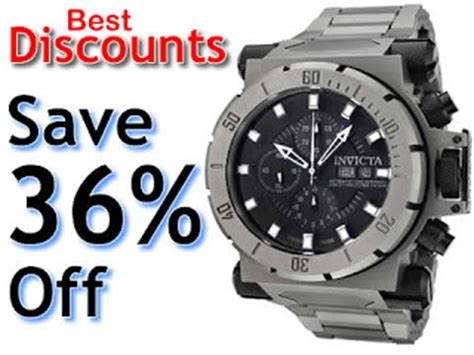 discount watches invicta s 0963 automatic