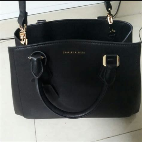 Charlesnkeith Bag Original 34 authentic charles keith handbag brand new with paper bag card and tag still intact inside
