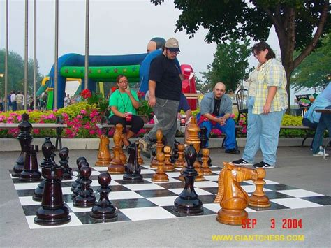 images  outdoor chess  pinterest