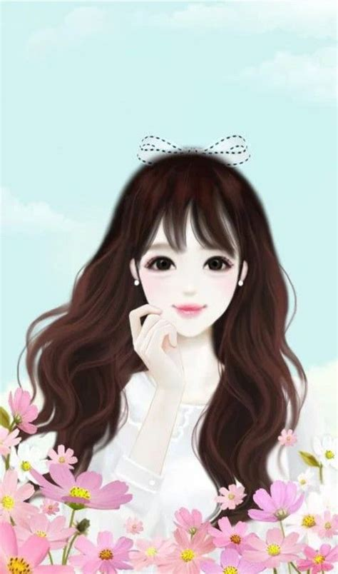 girly cartoon wallpaper 17 best images about cute korean cartoons on pinterest