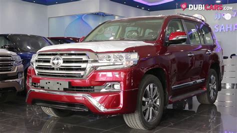 Toyota Land Cruiser V8 2017 Toyota Land Cruiser Platinum Edition V8