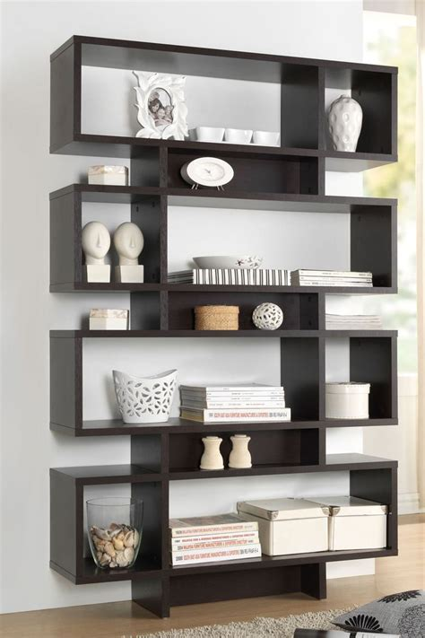 tokyo brown storage shelf on hautelook home