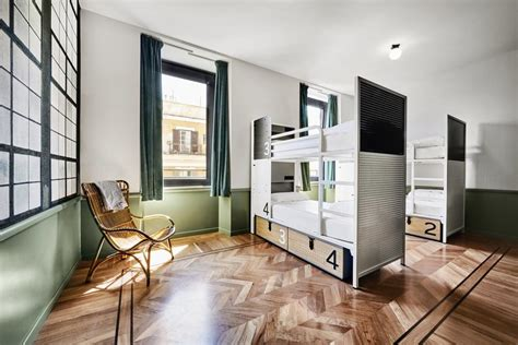best hostel rome the best hostels in rome explore italy on a budget