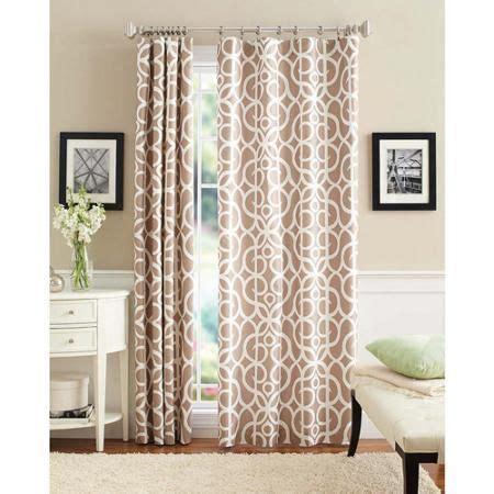 baby curtains walmart pretty cute better homes and gardens marissa curtain
