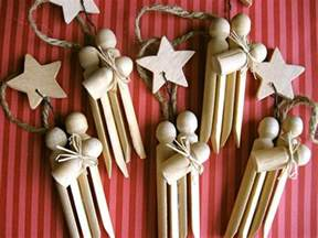 diy clothespin ornaments furnish burnish