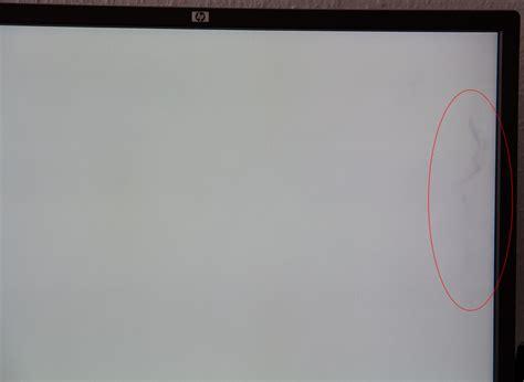 Mit Freundlichen Grüßen Zu Nett hilfe graue flecken auf lcd monitor hp zr24w chip forum