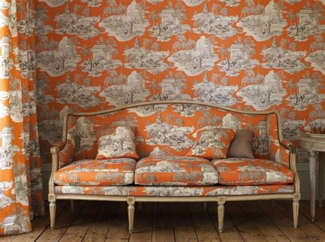 matching wallpaper and curtains fabrics dwellers without decorators matching curtains and