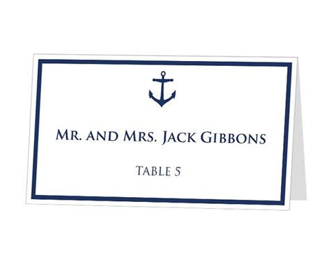 Templates For Place Cards Microsoft Word by Best 25 Printable Place Cards Ideas On Print